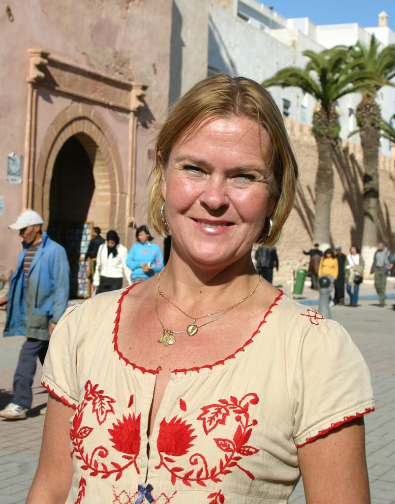 Marocko Webb